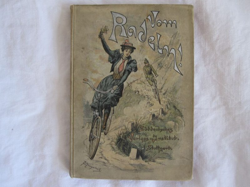"""Buch """"Vom Radeln"""""""