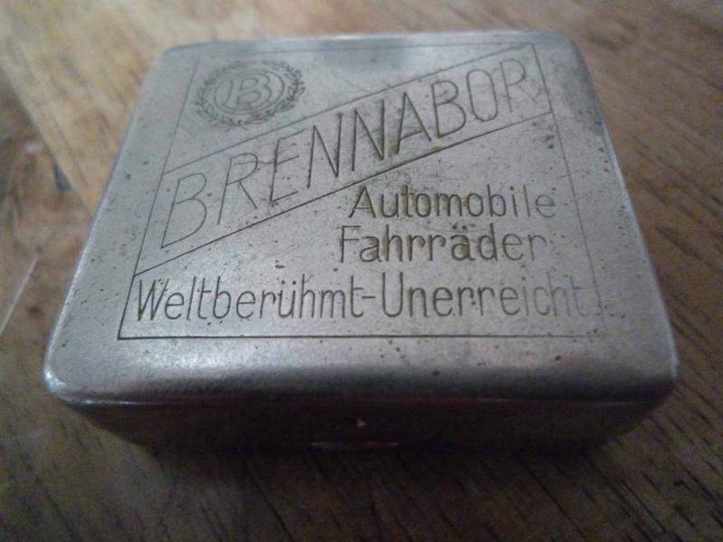 Brennabor Werbegeschenk
