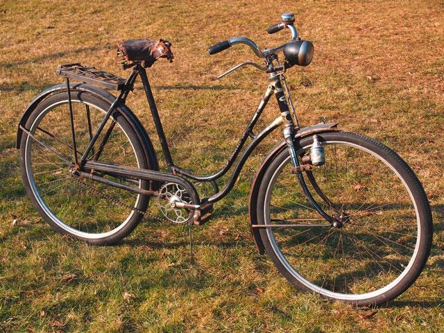Wanderer Modell 34 1940
