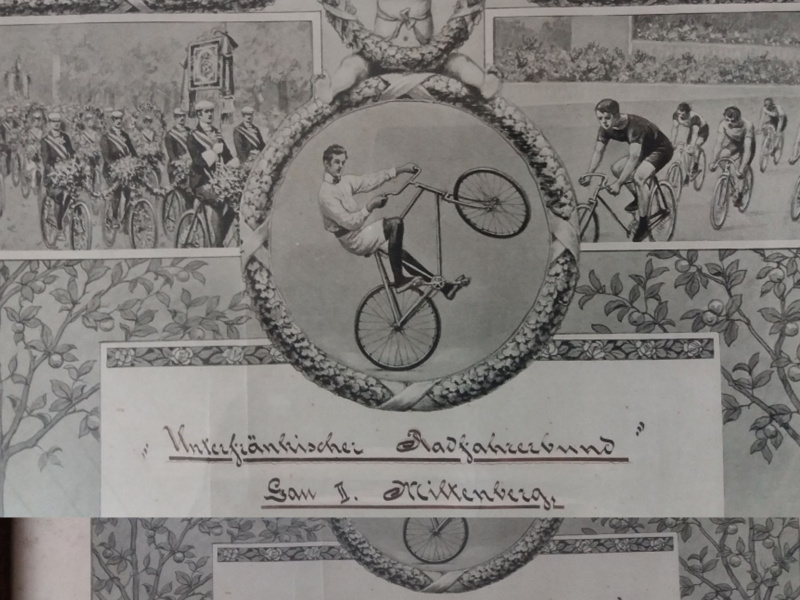 Urkunde 1920