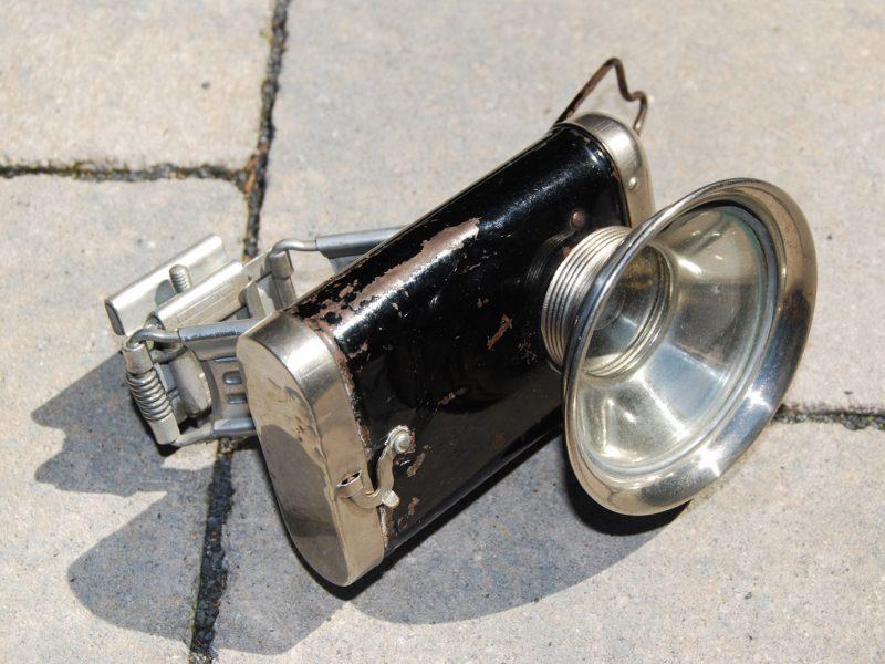 """""""Radsonne"""" Batterielampe"""