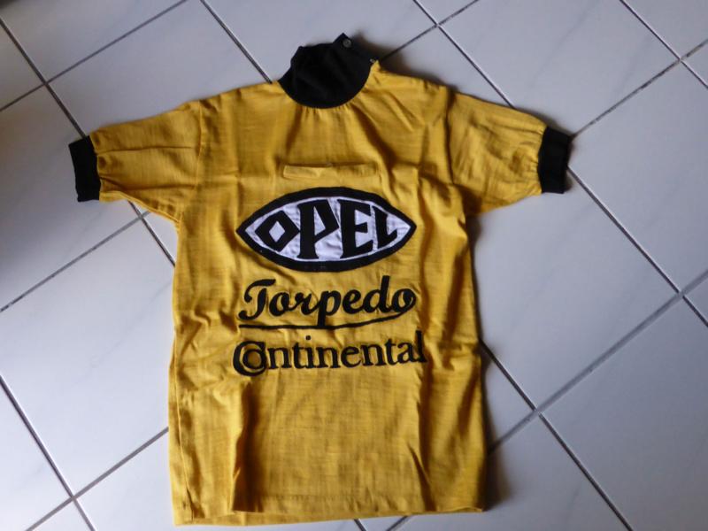 Opel Rennradtrikot