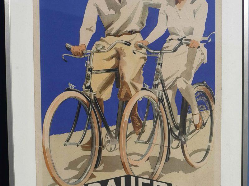 Plakat Bauer