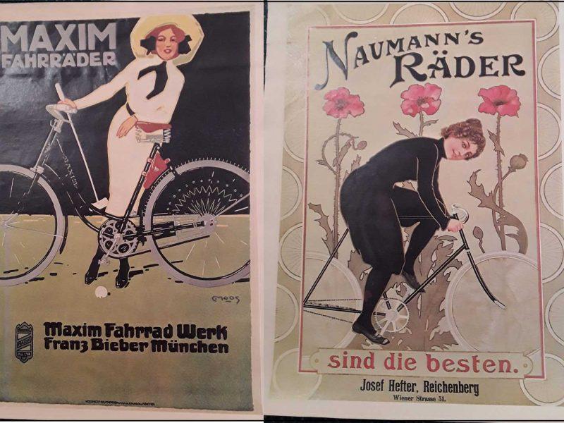 2 Plakate Nachdrucke