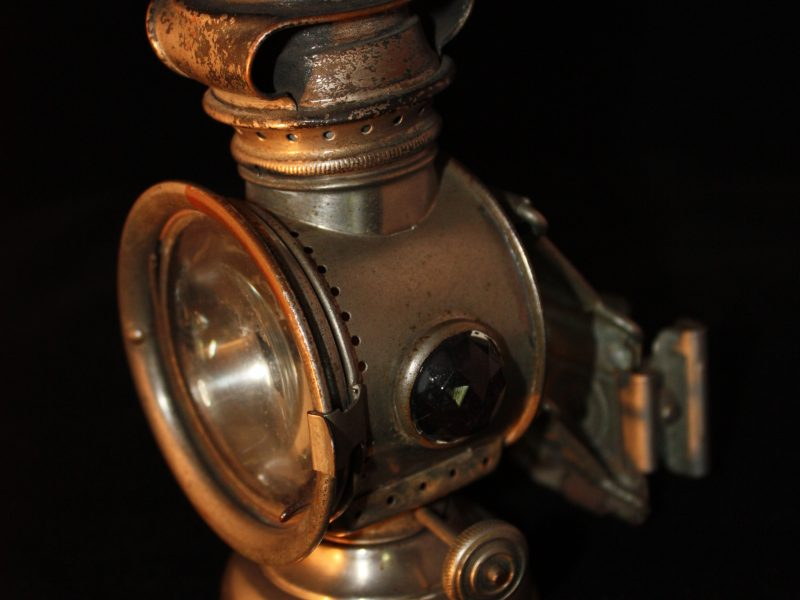Riemann Öllampe