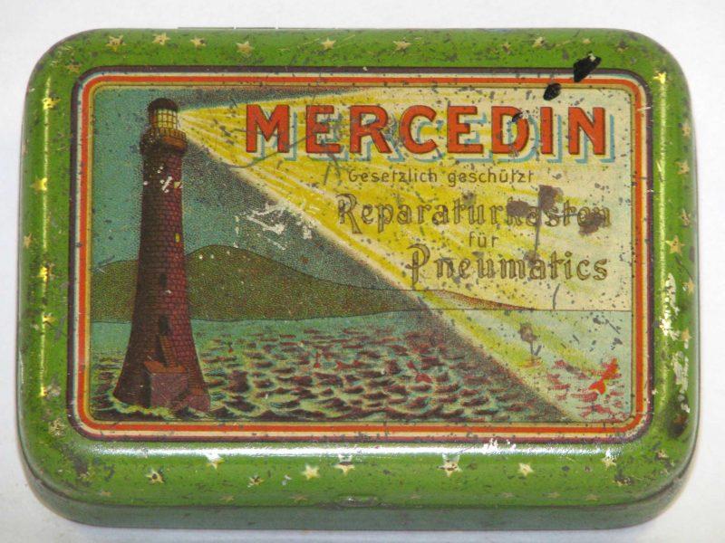 """MERCEDIN"" Reparaturkasten"