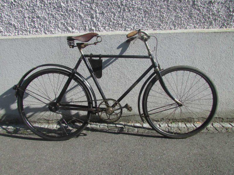 Torpedo-Rad Bj. ca. 1922