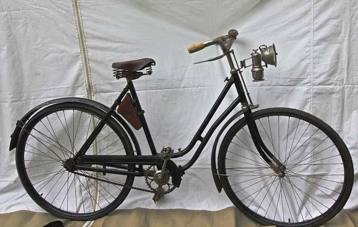 Damenrad Edelweiss 28″ von 1928