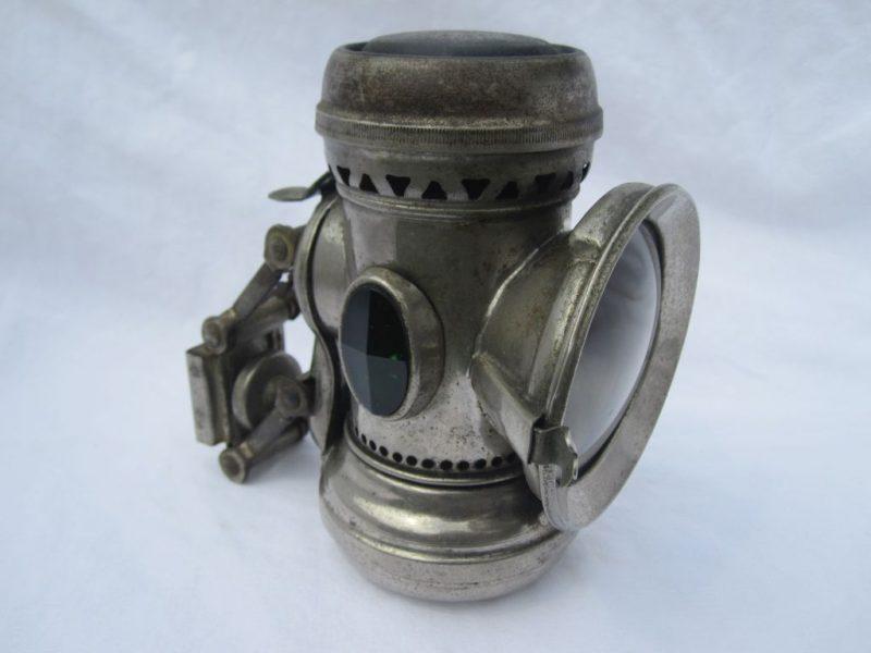 Powell & Hanmer Öllampe