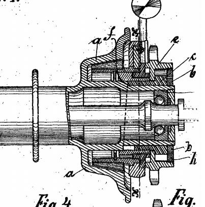 Patente zu Fichtel und Sachs Bremsnabe