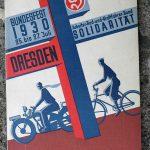 """Buch """"Bundesfest Dresden 1930"""" 96 Seiten, sehr gut erhalten"""