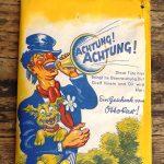 Continental Ottokar Wundertüte, noch ungeöffnet ! Enthalten sind ein Comic und ein Werbespiegel, rare alte Neuware für Ottokar Fans