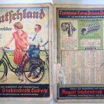 STUKENBROK. Gesamtkatalog August Stukenbrok 1930, großes Format, mit guten Gebrauchsspuren aber komplett und benutzbar