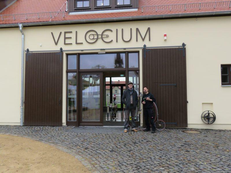 Eröffnung Velocium 2020