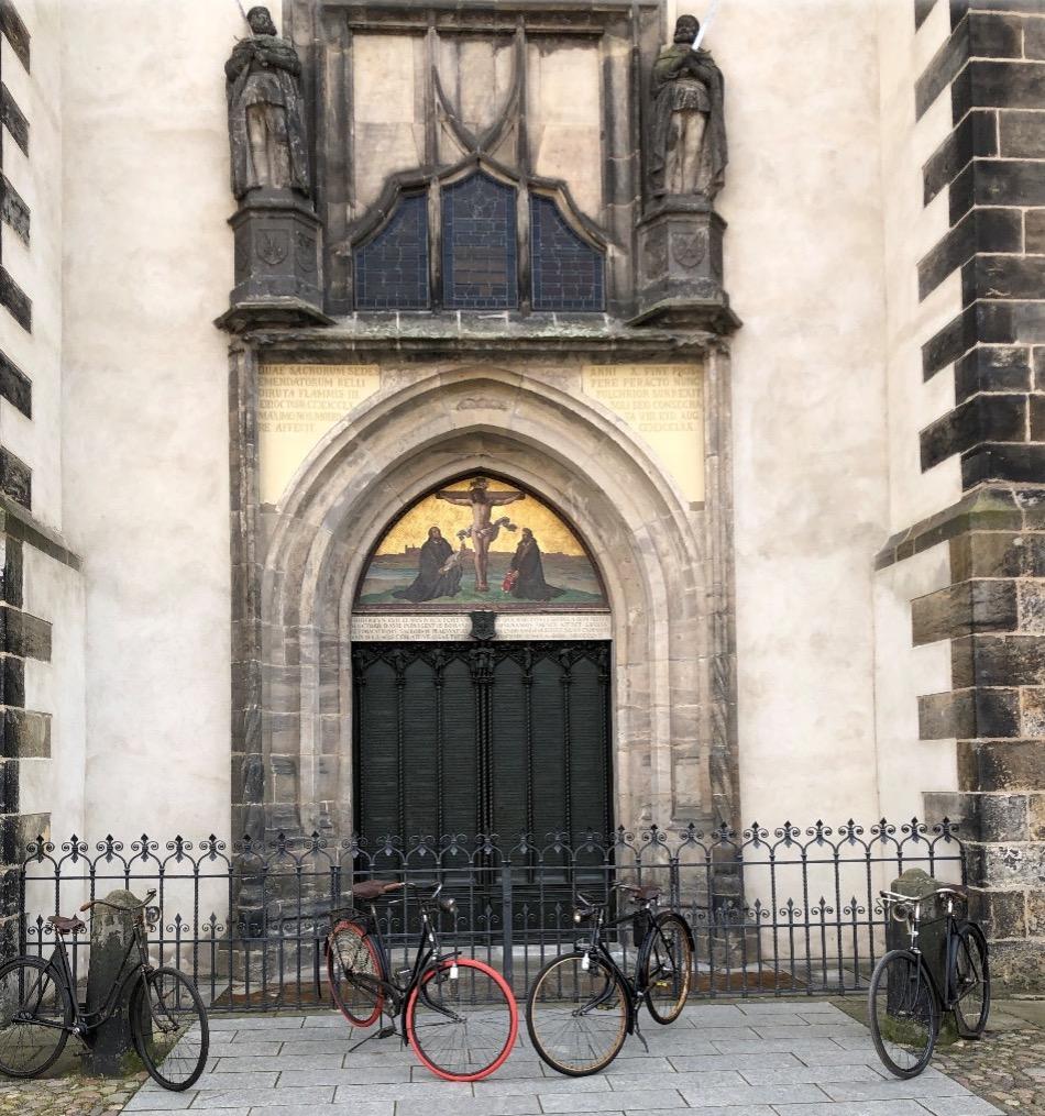 Velocipediade 2021 in Wittenberg