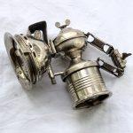 Lot 34: Karbidlaterne Frisch auf um 1925, fast neuwertig - Ausrufpreis: 10,00€