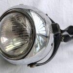 Lot 36: Häckel Chromlampe, Neuware 1930er - Ausrufpreis: 10,00€