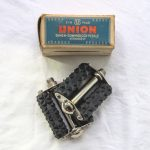 Lot 39: Blockpedale Damenrad vernickelt, um 1950 Neuware - Ausrufpreis: 10,00€
