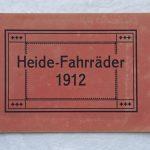 Lot 41: Katalog Heide-Fahrräder Hannover 20 S. 1912 - Ausrufpreis: 10,00€