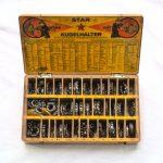 Lot 48: Star- Kugelhalter Sortimentskasten um 1930 - Ausrufpreis: 10,00€