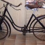 Lot 52: Damenrad Göricke 1930er, mit Notbereifung, schon im KS vorgestellt worden - Ausrufpreis: 250,00€