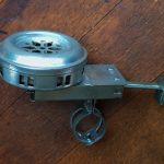 Lot 68: Royce Union Sirene, 60er Jahre, voll funktionsfähig zum Lenkeranbau, Made in Japan - Ausrufpreis: 1,00€