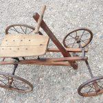 """Lot 70: NAETHER Kinderfahrzeug 1910er Jahre sogenannter """"Holländer"""" - Ausrufpreis: 75,00€"""