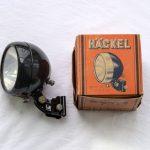 Lot 79: Häckel Lampe im Karton 1930er Neuware - Ausrufpreis: 10,00€