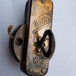 Lot 92: Rahmenschloss VILLA, alte Neuware der 30er Jahre - Ausrufpreis: 1,00€