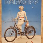 Lot 96: Plakat DÜRKOPP , orig. Ende 1930er Jahre, farblich gut - Ausrufpreis: 1,00€